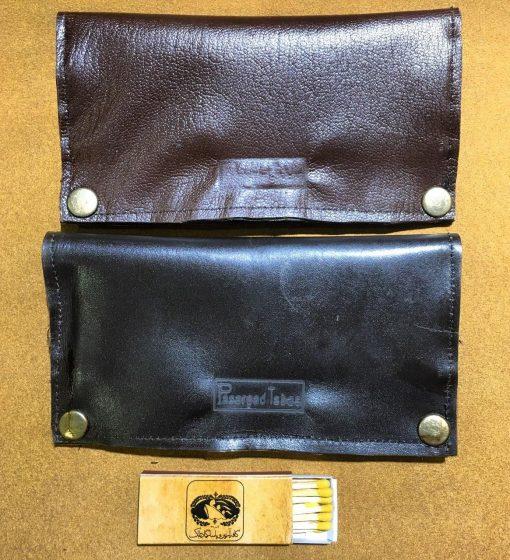 کیف چرم طبیعی مخصوص حمل سیگارپیچ 1