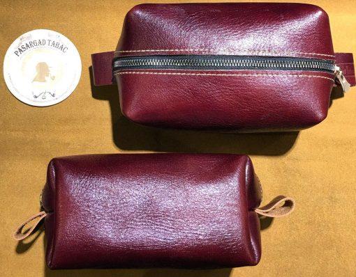 کیف پیپ چرم طبیعی 1