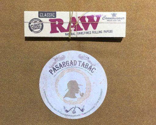 کاغذ سیگار پیچ و فیلتر تیپ RAW 1