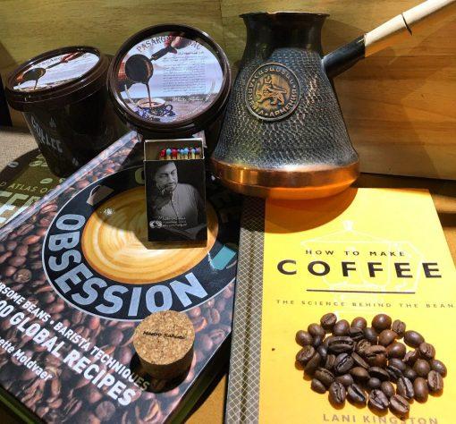قهوه ترک آسیاب شده 1