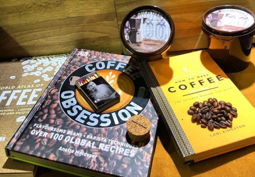 قهوه اسپرسو آسیاب شده 1