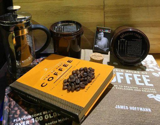 قهوه فرانسه آسیاب شده 1