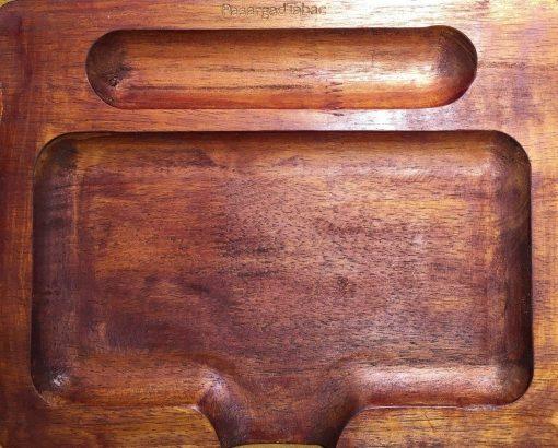 زیردستی چوبی تخصصی هوادهی توتون 1